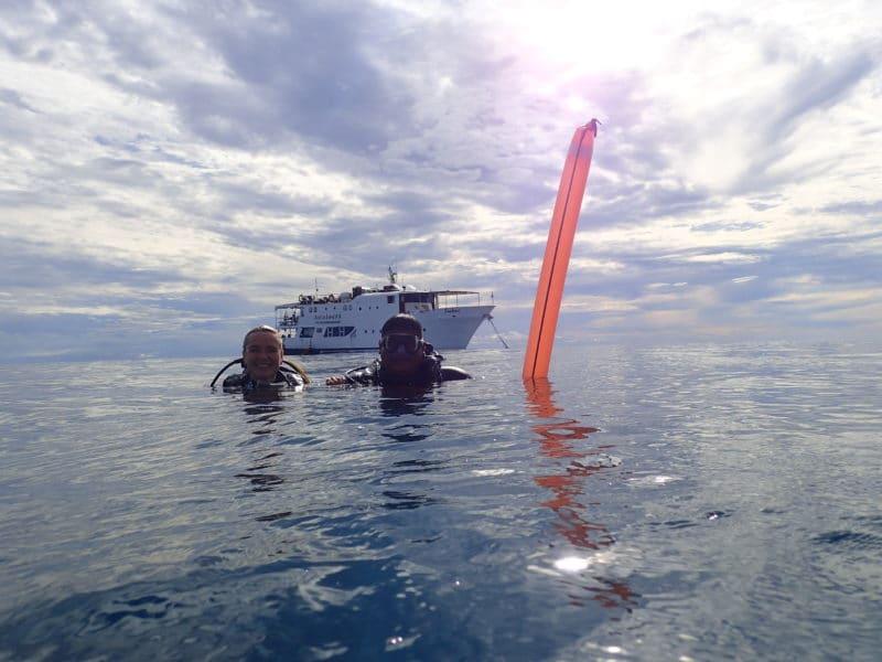 divemasters boatmen